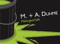 M. & A. Duhme Malergeschäft